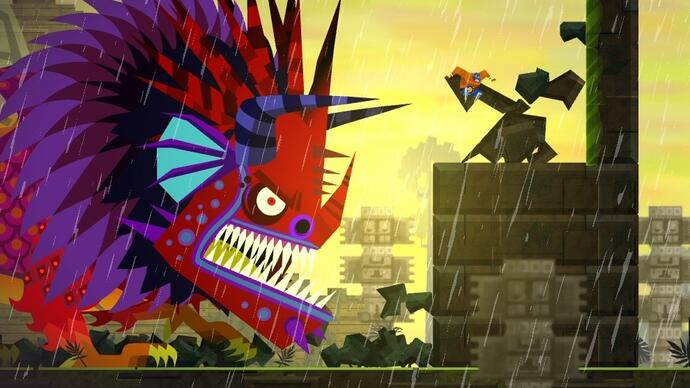 Guacamelee: Gold Edition launches next week onSteam