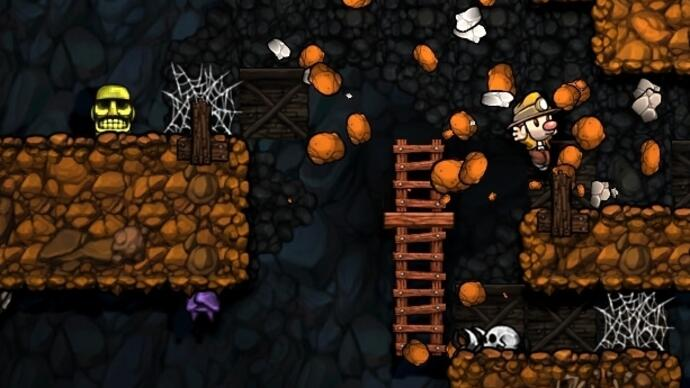 Spelunky PC review