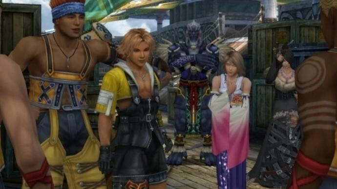 Final Fantasy 10|10-2 HD Remaster's new 30 min audio episode revealed