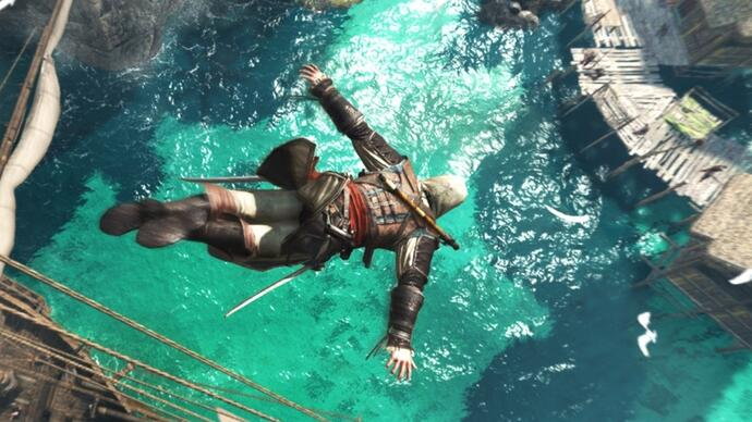 Assassin's Creed 4 dev walkthrough shows seven minutes of gameplay
