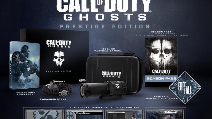 Call of Duty: Ghosts - Trailer Prestige Edition
