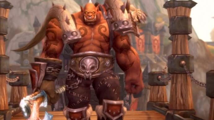 Blizzard unleashes entertaining WOW patch 5.4 trailer