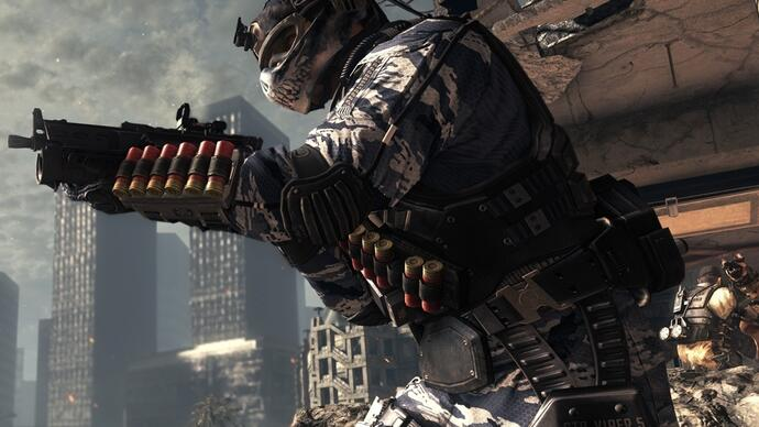 Call of Duty: Ghosts - Trailer Multiplayer
