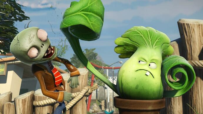 Peggle 2, PVZ: Garden Warfare will launch first on Xbox One