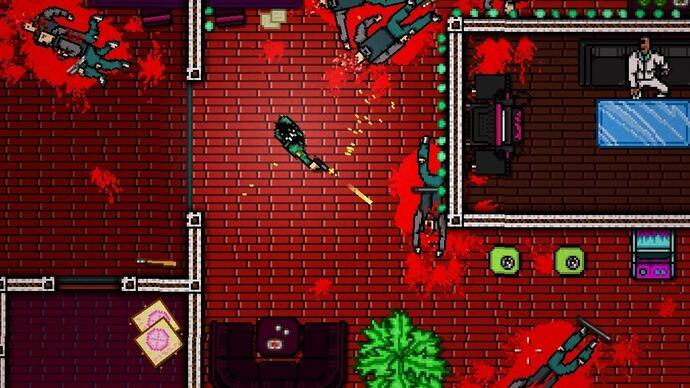 Hotline Miami 2: Wrong Number announced for PS4 and Vita