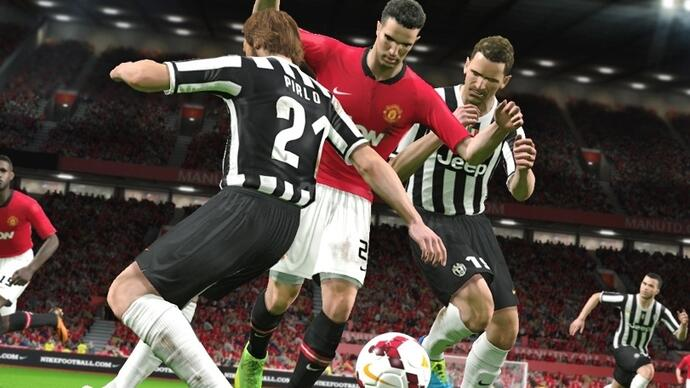 PES 2014 - Gameplay gamescom 2013