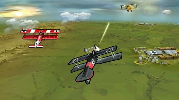 Sid Meier's Ace Patrol launches onSteam