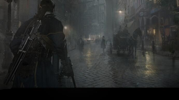 How Uncharted influenced PS4 exclusive The Order: 1886