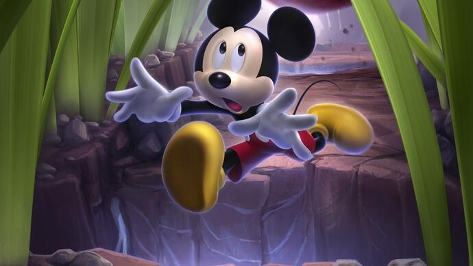 Castle of Illusion Starring Mickey Mousereview
