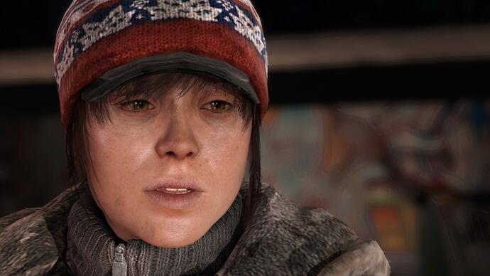 Beyond: Two Souls PS3 demo release date