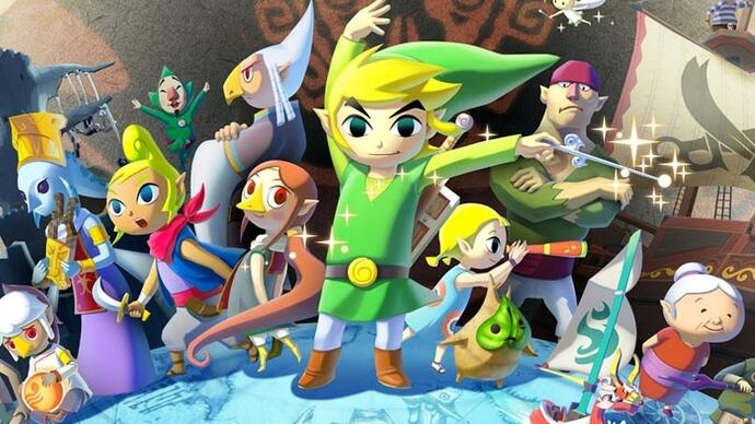 The Legend of Zelda: The Wind Waker HDreview