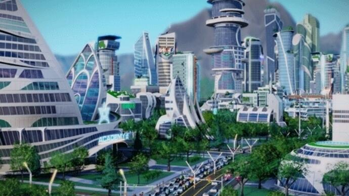 SimCity expansion Cities of Tomorrow announced