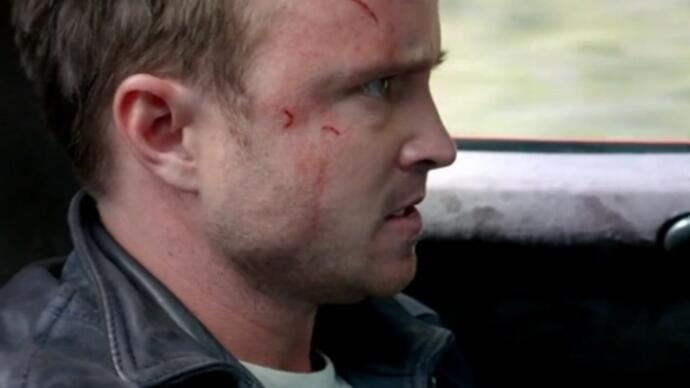 The Need for Speed movie trailer takes itself very, veryseriously
