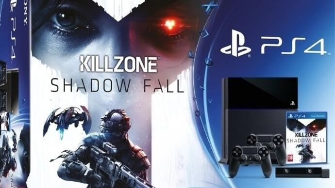 Sony confirms PlayStation 4 Killzone, Camera, second DualShock bundle for UK