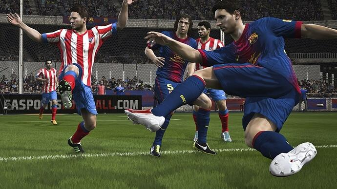 UK chart: FIFA 14 sales down on last year's FIFA 13 by 24%