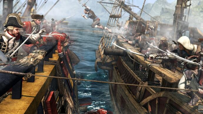 Assassin's Creed 4: Black Flag PC release date confirmed