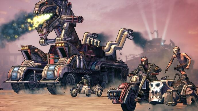 Borderlands announces $100K worth of prizes in in-game loot hunt