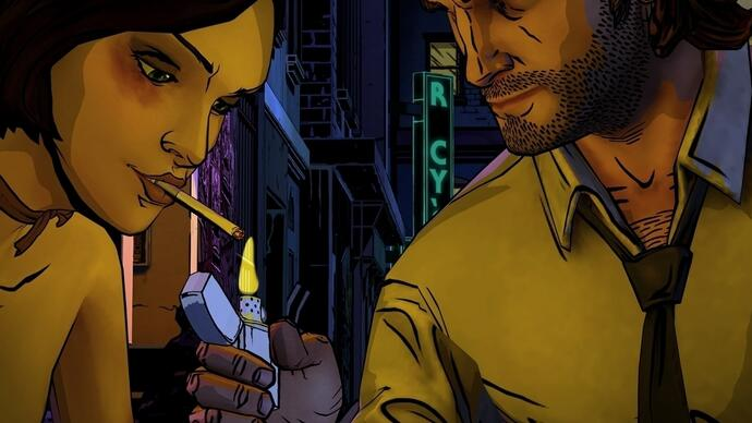 The Wolf Among Us, Epsiode 1: Faith review