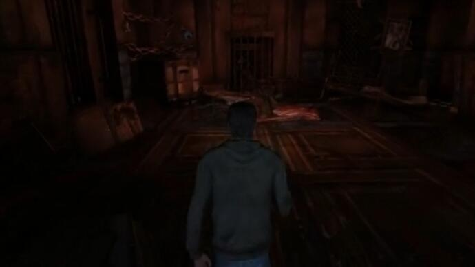 WayForward shows off its cancelled Silent Hill DSgame
