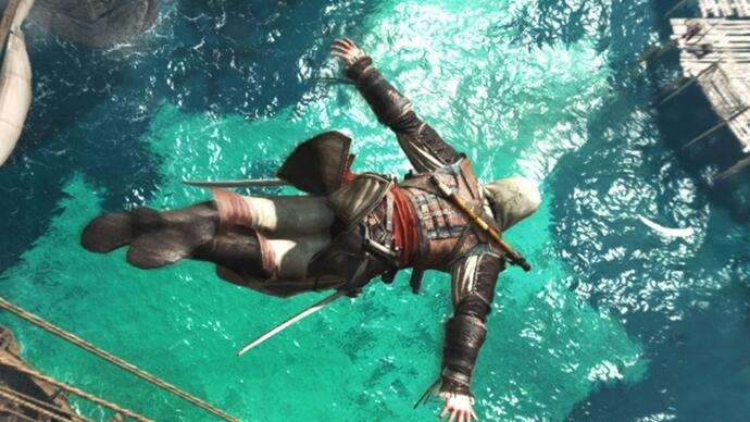 Assassin's Creed 4: Black Flag release date shuffles forward