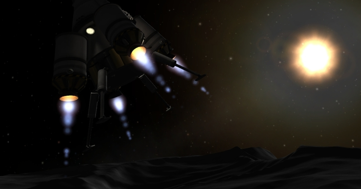 Kerbal Space Program launches Career Mode with its latest update