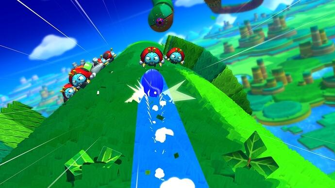 Sonic Lost World review