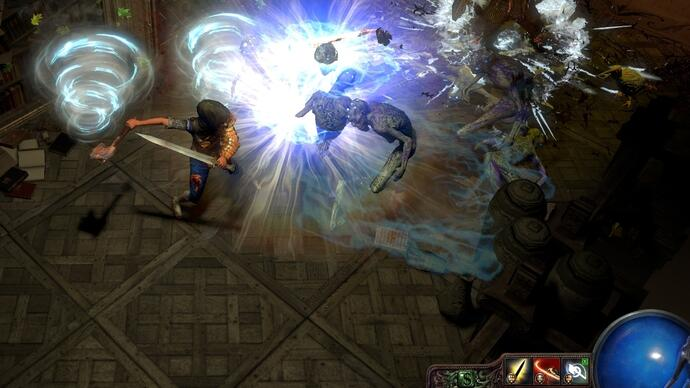 Action RPG Path of Exile launchestoday