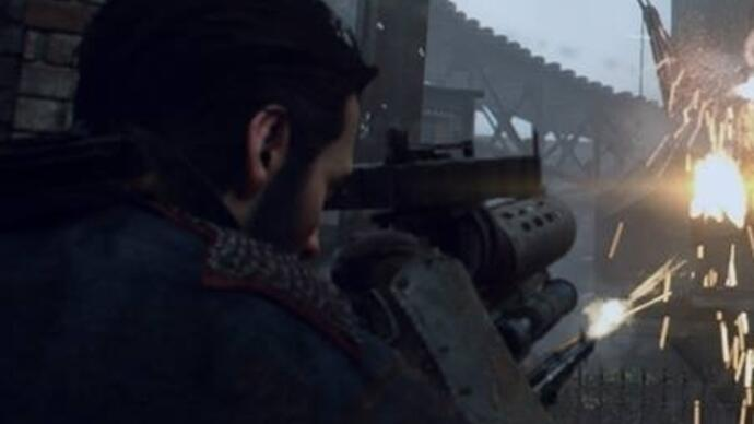 Screenshots of PS4 exclusive The Order: 1886 remind us of Gears of War