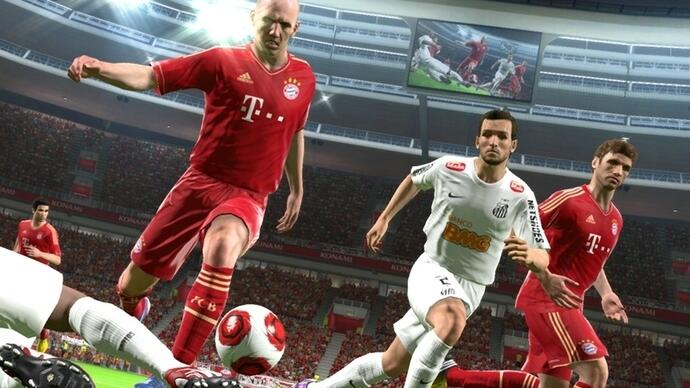 PES 2014 Xbox 360 patch fixes online issues