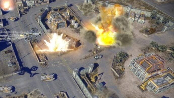 Command & Conquer has been cancelled