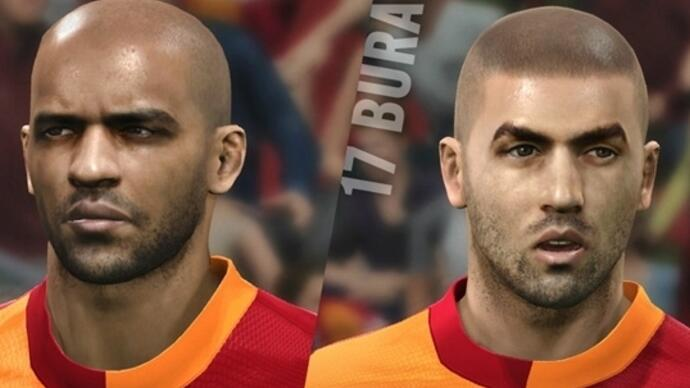 PES 2014 update includes 800 new faces