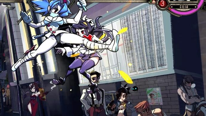 Skullgirls patches in the clear after co-publishers terminaterelationship