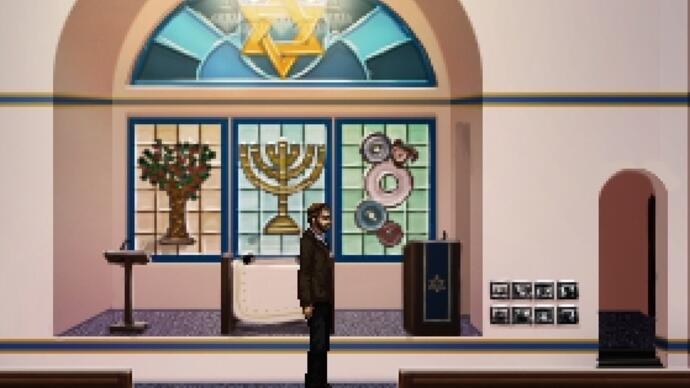 Point-and-click cult classic The Shivah gets remastered KosherEdition