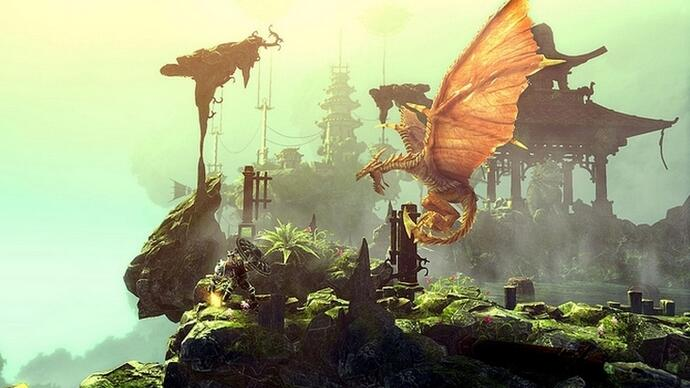Trine 2: Complete Story is now a PS4 launch title