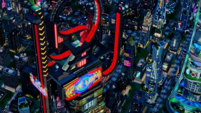 SimCity: Cities of Tomorrowreview