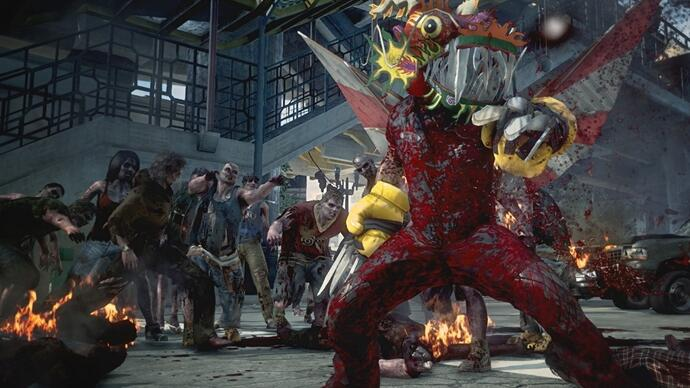 Dead Rising 3review