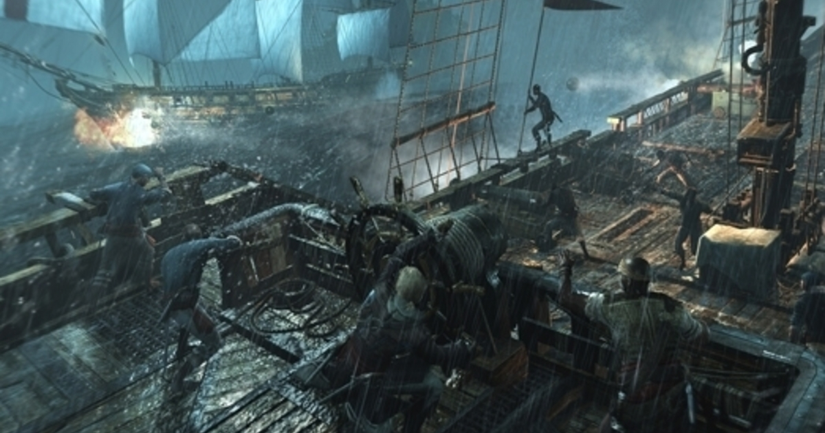 Assassin's Creed 4 PS4 update will upgrade resolution from 900p to 1080p