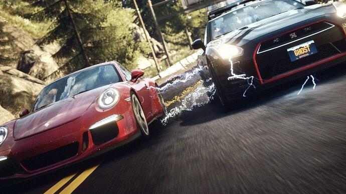 Need for Speed: Rivalsreview