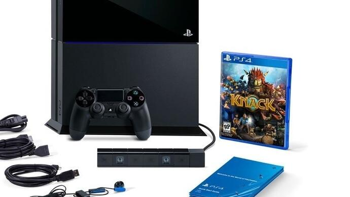 PlayStation 4 - Trailer da consola