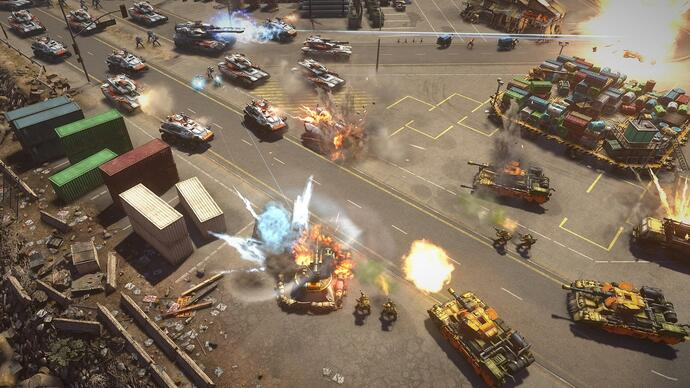 Command & Conquer will be resurrected after its untimely cancellation
