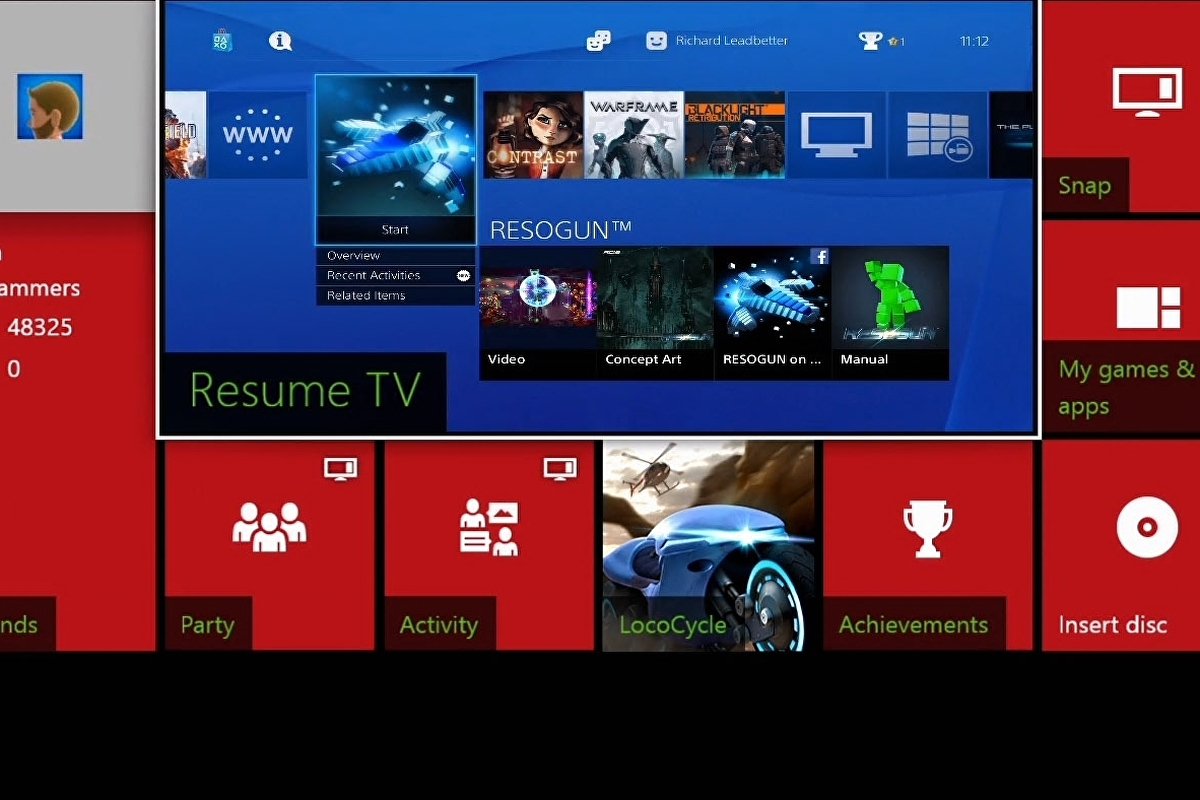 Video: What happens when you plug PS4 into Xbox One?