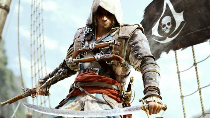 PS4 Assassin's Creed 4 1080p patch analysed in-depth