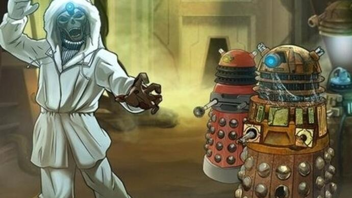 Free-to-play game Doctor Who: Legacy launchestomorow