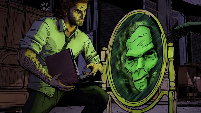 The Wolf Among Us launches on iOS today
