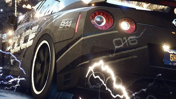 Next-Gen Face-Off: Need for Speed:Rivals