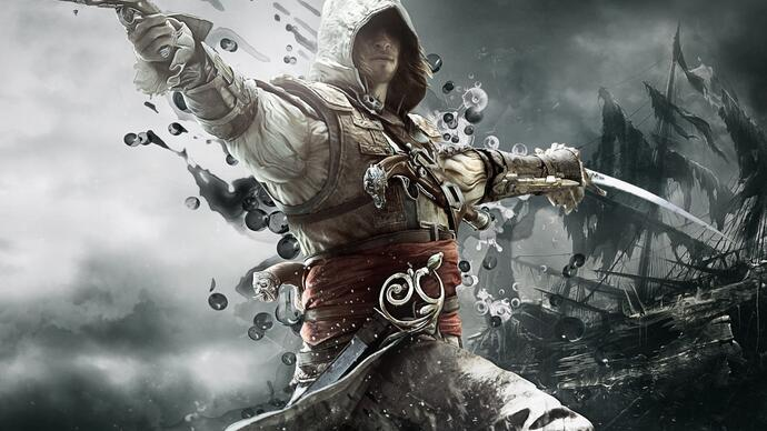 Next-Gen Face-Off: Assassin's Creed 4