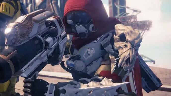Bungie releases new Destiny trailer