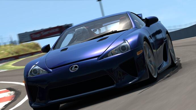 Gran Turismo 6 launch sales were just a fifth of GT5's