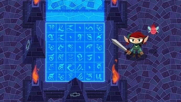 Double Fine announces puzzle adventure Hack 'N' Slash