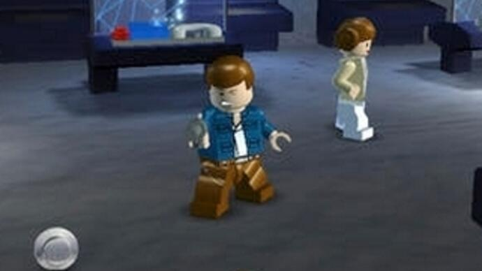 Lego Star Wars: The Complete Saga launches oniOS